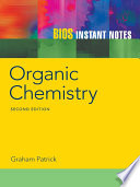 Instant Notes in Organic Chemistry