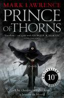 Prince Of Thorns The Broken Empire Book 1