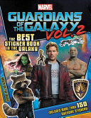 MARVEL s Guardians of the Galaxy Vol  2  Sticker Book