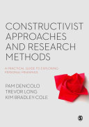 Constructivist Approaches And Research Methods
