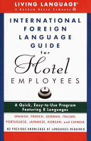 International Foreign Language Guide for Hotel Employees