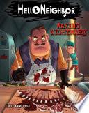 Waking Nightmare Hello Neighbor Book 2