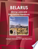 Belarus Mining Laws and Regulations Handbook
