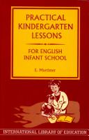 Practical Kindergarten Lessons Hc