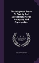 download ebook washington's rules of civility and decent behavior in company and conversation pdf epub