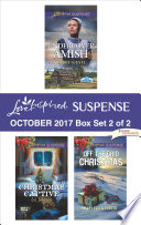 Harlequin Love Inspired Suspense October 2017   Box Set 2 of 2