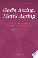 God s Acting  Man s Acting