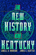 A New History of Kentucky