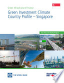 Ebook Green Investment Climate Country Profile – Singapore Epub Aldo Baietti, Andrey Shlyakhtenko and Roberto La Rocca Apps Read Mobile