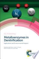 Metalloenzymes in Denitrification