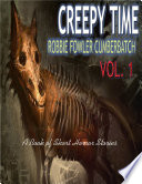 Creepy Time Vol 1  A Book of Short Horror Stories