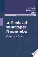 Jan Pato  ka and the Heritage of Phenomenology