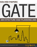 GATE Solved Papers for Architecture  AR
