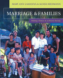 Marriages   Families  Making Choices in a Diverse Society