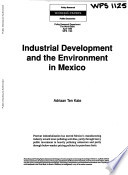 Industrial Development and the Environment in Mexico