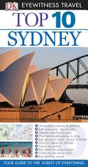 DK Eyewitness Top 10 Travel Guide  Sydney