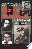 Beitr  ge zur Nationalsozialistichen Gesundheits  und Sozialpolitik