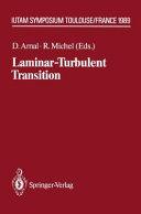 Laminar turbulent transition
