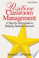 Positive Classroom Management Pdf/ePub eBook