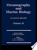 Oceanography And Marine Biology An Annual Review Volume 41