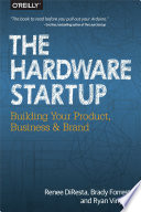 The Hardware Startup