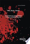 Blut  Rache  Gewalt  Die Inszenierung von Weiblichkeit in Filmen von Quentin Tarantino