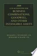CCH Accounting for Business Combinations  Goodwill  and Other Intangible Assets