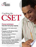 Cracking the CSET