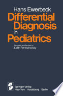 Differential Diagnosis in Pediatrics