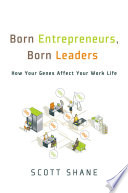 Born Entrepreneurs  Born Leaders