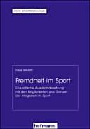 Fremdheit im Sport