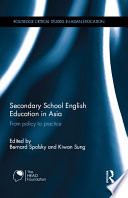 Secondary School English Education In Asia