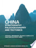 China — Stratigraphy, Paleogeography And Tectonics : concerns the geology of china, and...