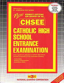Catholic High School Entrance Examinations  CHSEE