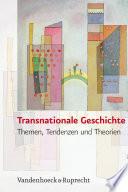 Transnationale Geschichte
