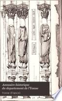 Annuaire historique du departement de l'Yonne