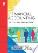 Financial Accounting  For B Com  BBA  BBM and BMS