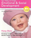 Your Baby and Child s Emotional and Social Development