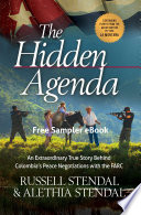 The Hidden Agenda  Free eBook Sampler