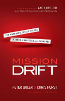 Mission Drift Book Cover