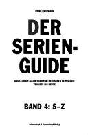 Der Serien Guide  S Z