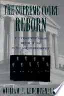The Supreme Court Reborn