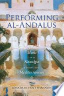 Performing al Andalus