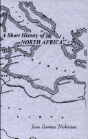 A Short History of North Africa, from Pre-Roman Times to the Present