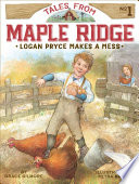 Logan Pryce Makes a Mess