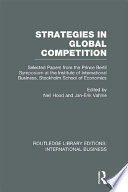 Strategies in Global Competition  RLE International Business
