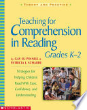Teaching for Comprehension in Reading