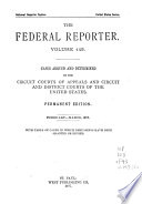 The Federal Reporter Book PDF