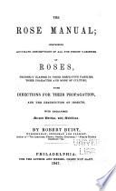 The Rose Manual