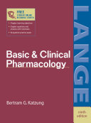Basic   Clinical Pharmacology